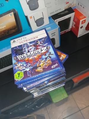 Ps 5 Overdire 2   Video Games for sale in Nairobi, Nairobi Central