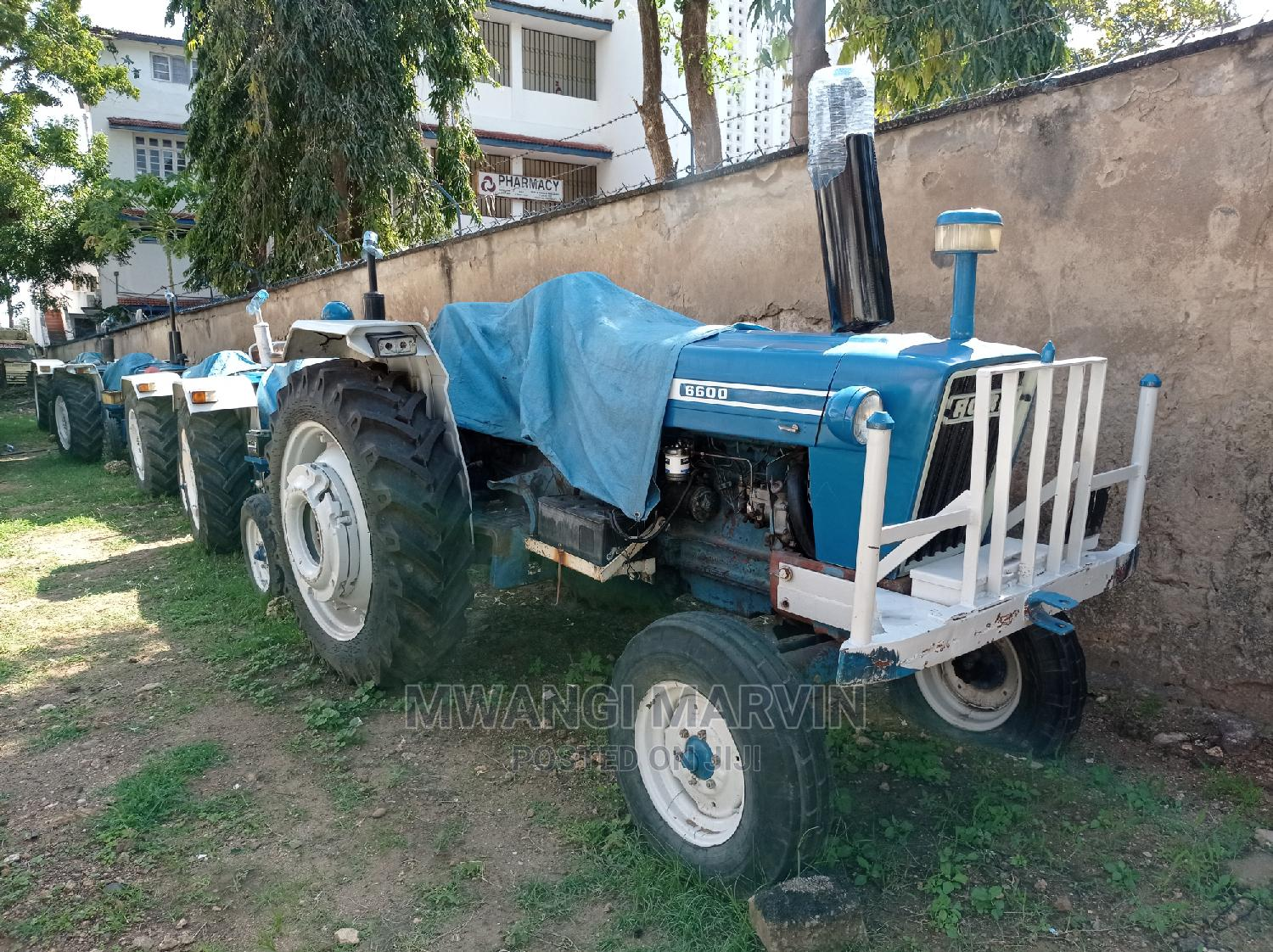 Archive: Ford Tractor