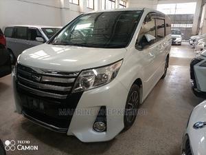 Toyota Noah 2014 White | Cars for sale in Mombasa, Ganjoni