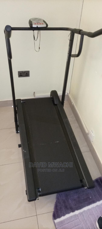 Archive: Manual Treadmill