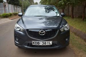 Mazda CX-5 2014 Sport FWD Gray   Cars for sale in Nairobi, Ridgeways