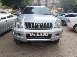 Toyota Land Cruiser Prado 2007 Silver | Cars for sale in Nairobi, Parklands/Highridge