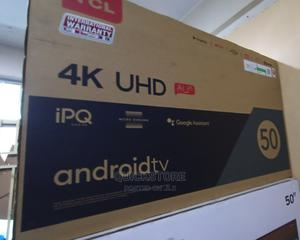 TCL 50 Inch Smart Android P618 Uhd TV | TV & DVD Equipment for sale in Nairobi, Nairobi Central