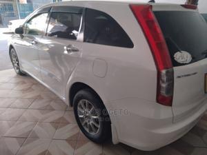 Honda Stream 2008 White | Cars for sale in Mombasa, Mombasa CBD