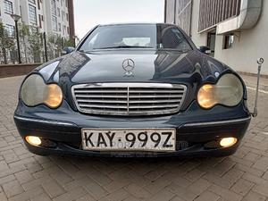 Mercedes-Benz C200 2000 Blue   Cars for sale in Nairobi, Upperhill