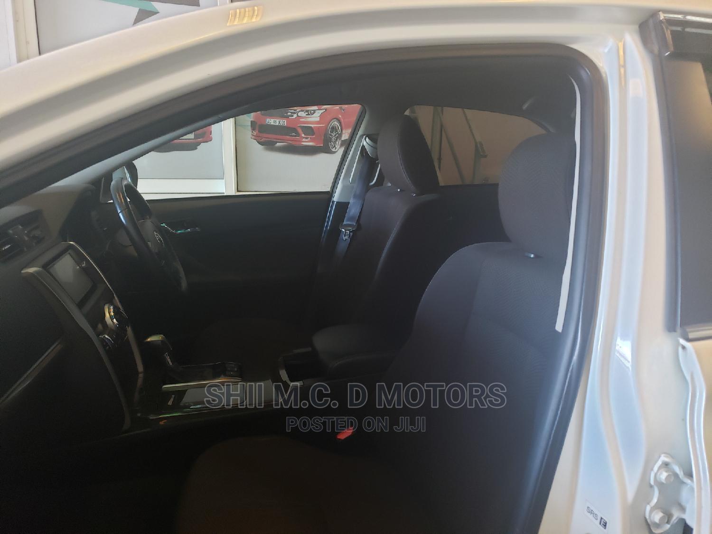 Toyota Mark X 2014 White   Cars for sale in Mombasa CBD, Mombasa, Kenya