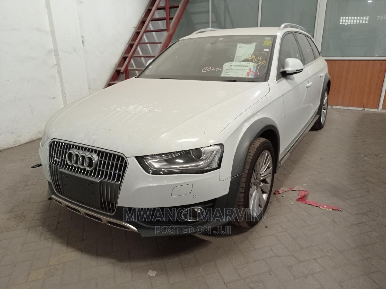 Archive: Audi A4 2015