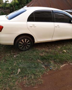 Toyota Axio 2010 1.5 G 2WD White   Cars for sale in Kisii, South Mugirango