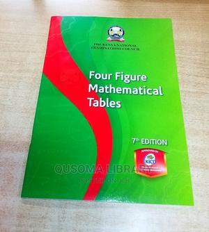 KNEC Four Figure Maths Tables 7th Edition (KLB) by KLB | Books & Games for sale in Kajiado, Kitengela