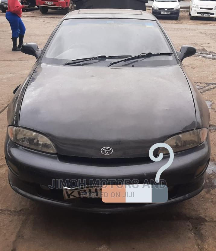 Toyota Celica 2003 Blue