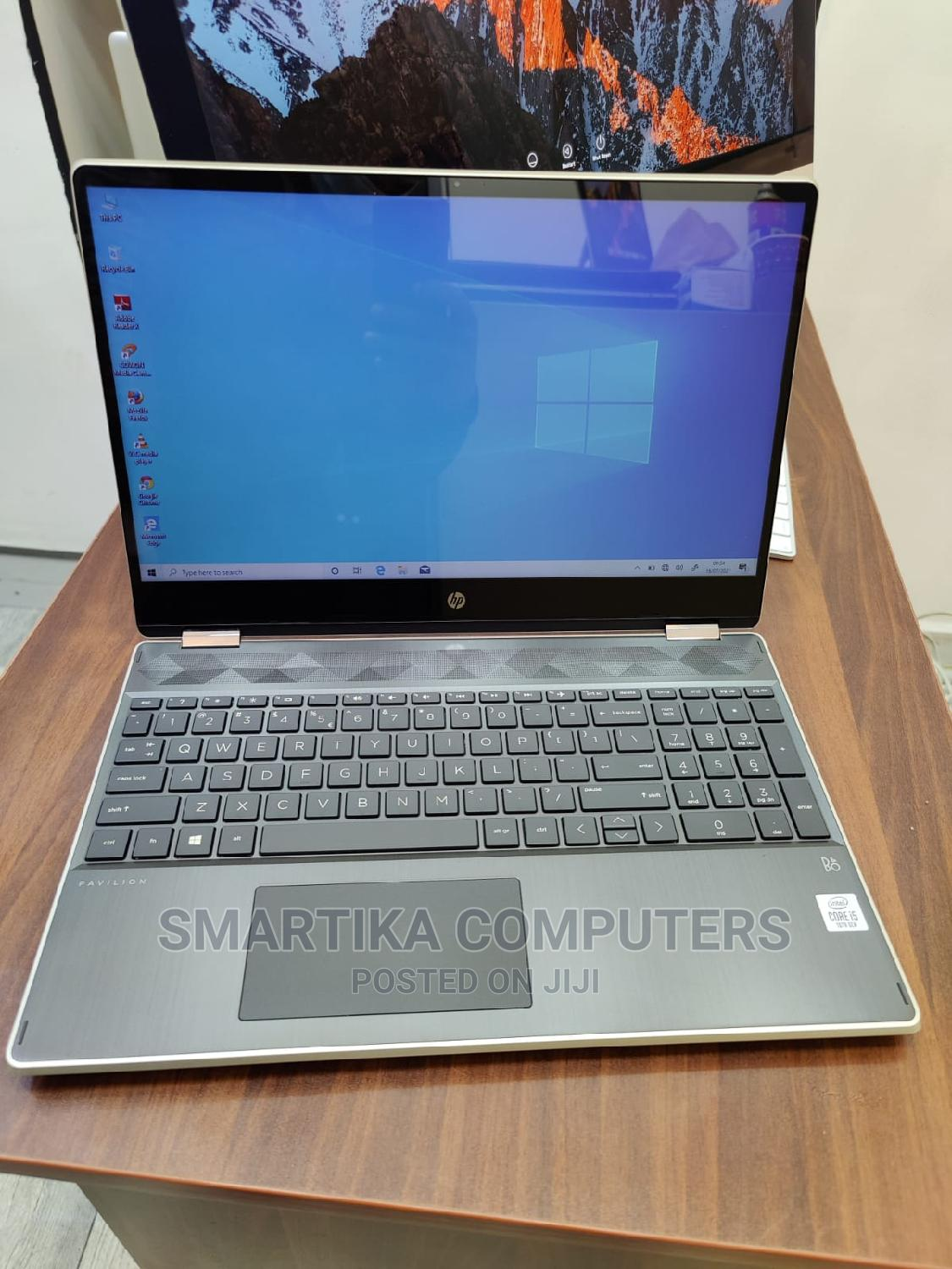 Laptop HP Pavilion X360 15t 8GB Intel Core I5 HDD 1T   Laptops & Computers for sale in Nairobi Central, Nairobi, Kenya