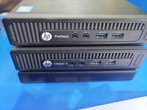 Desktop Computer HP ProDesk 600 8GB Intel Core I3 SSD 128GB | Laptops & Computers for sale in Mombasa, Mombasa CBD