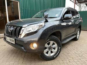 Toyota Land Cruiser Prado 2014 Gray | Cars for sale in Nairobi, Kilimani