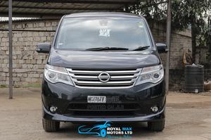 Nissan Serena 2014 Black   Cars for sale in Nairobi, Ridgeways