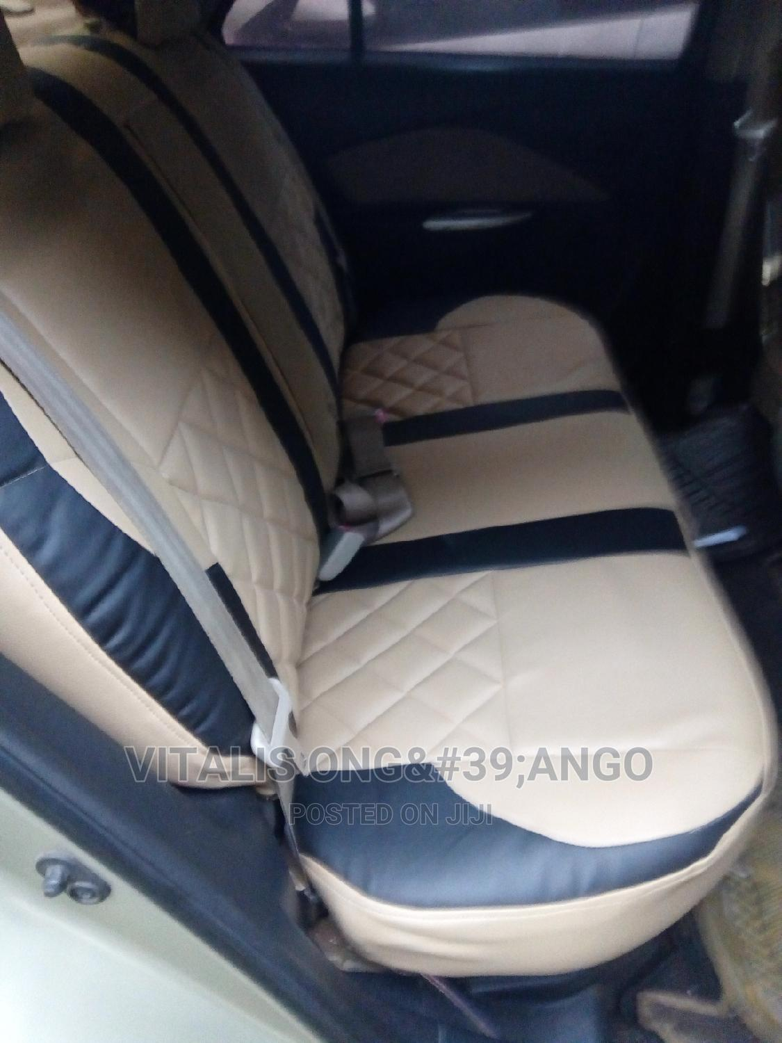 Archive: Customized Leather Car Seat Covers Available