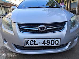 Toyota Fielder 2011 Silver | Cars for sale in Mombasa, Mombasa CBD