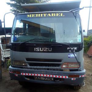 Isuzu Fvz Tipper.   Trucks & Trailers for sale in Nakuru, Lanet