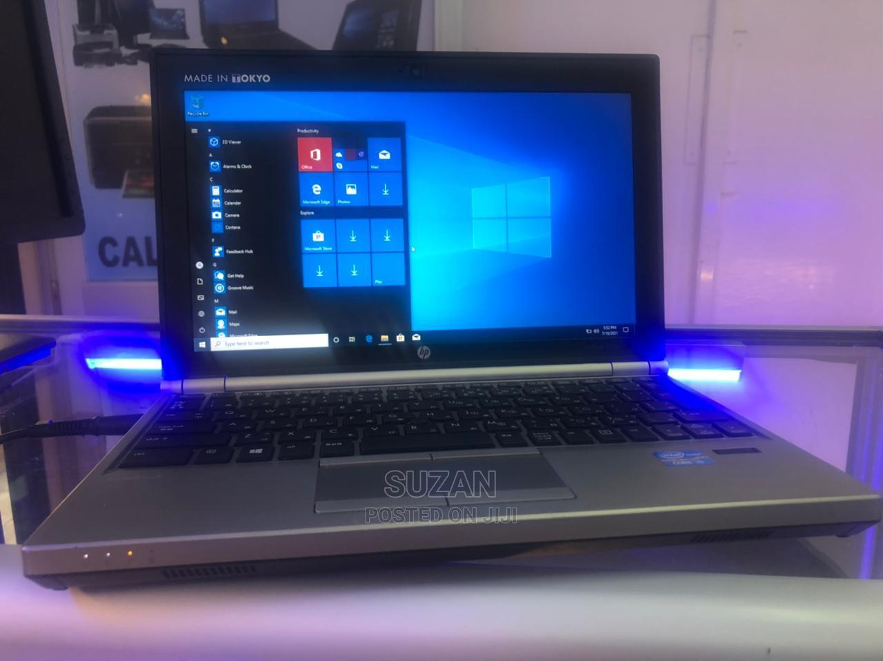 Laptop HP EliteBook 2170P 4GB Intel Core I5 HDD 320GB