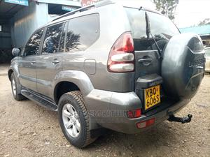 Toyota Land Cruiser Prado 2004 Gray | Cars for sale in Nairobi, Westlands