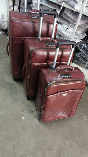 Pioneer Leather Suitcases | Bags for sale in Nairobi, Nairobi Central