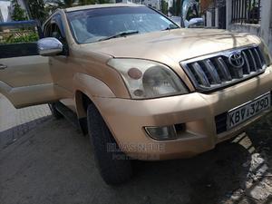 Toyota Land Cruiser Prado 2005 2.7 I 16V Gold   Cars for sale in Mombasa, Mombasa CBD