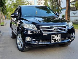 Toyota Vanguard 2013 Brown | Cars for sale in Mombasa, Mombasa CBD