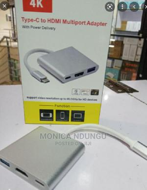 3 in 1 Type C Hub | Computer Accessories  for sale in Nairobi, Nairobi Central
