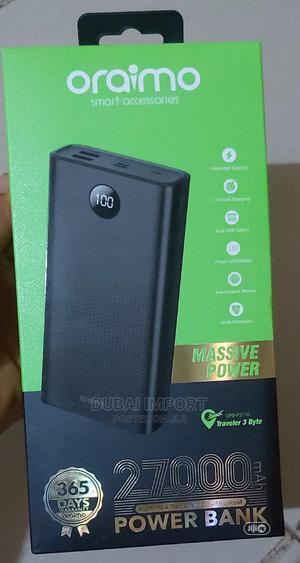 Oraimo 27000 Mah Power Bank | Accessories for Mobile Phones & Tablets for sale in Nairobi, Nairobi Central