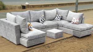 Quality U_shaped Sofa/Couch | Furniture for sale in Nairobi, Kahawa