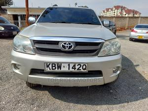 Toyota Fortuner 2006 Gray   Cars for sale in Nairobi, Thome