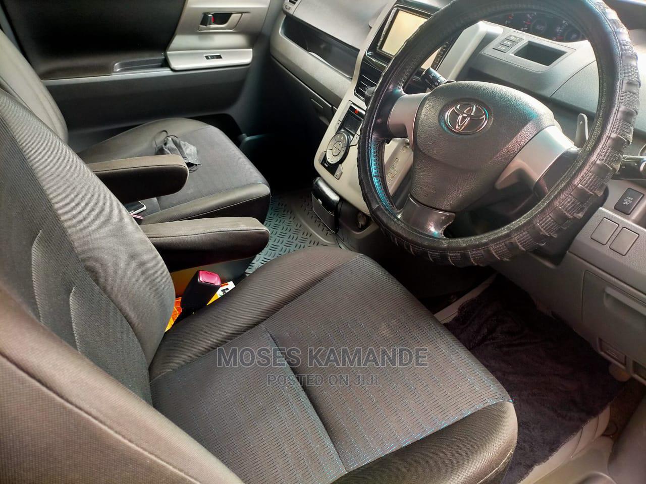 Toyota Noah 2010 Silver   Cars for sale in Parklands/Highridge, Nairobi, Kenya