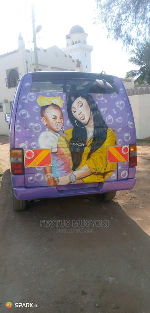 Nissan Matatu | Buses & Microbuses for sale in Mombasa, Bamburi