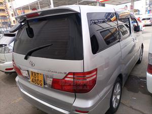 Toyota Alphard 2006 Silver | Cars for sale in Mombasa, Mombasa CBD