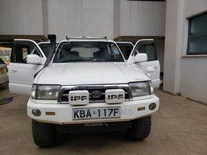 Toyota Hilux Surf 2001 2.7 SSR White | Cars for sale in Nairobi, Nairobi Central