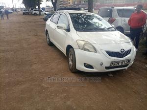 Toyota Belta 2010 White | Cars for sale in Nairobi, Umoja