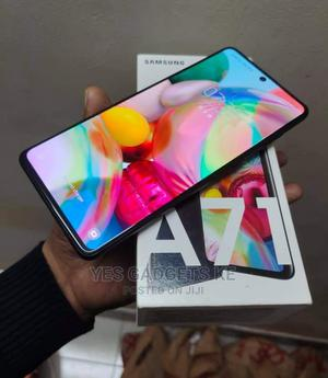 New Samsung Galaxy A71 128 GB Black | Mobile Phones for sale in Nairobi, Nairobi Central
