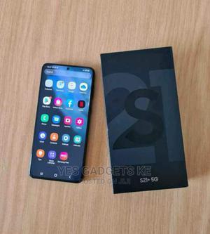 New Samsung Galaxy S21+ 5G 256 GB Black | Mobile Phones for sale in Nairobi, Nairobi Central
