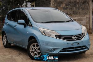 Nissan Note 2014 Blue   Cars for sale in Nairobi, Ridgeways