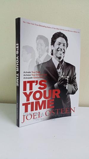 It's Your Time -   Joel Osteen | Books & Games for sale in Kajiado, Kitengela