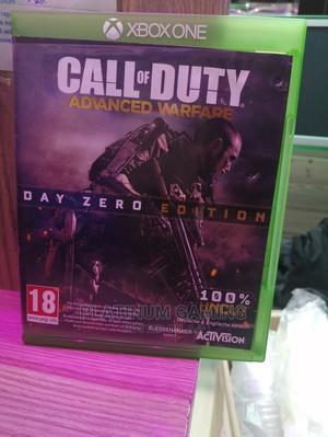 Xbox One Call of Duty Advanced Warfare Used | Video Games for sale in Nairobi, Nairobi Central