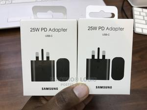 Samsung 25W Adapter Fast Charging   Accessories for Mobile Phones & Tablets for sale in Nairobi, Nairobi Central
