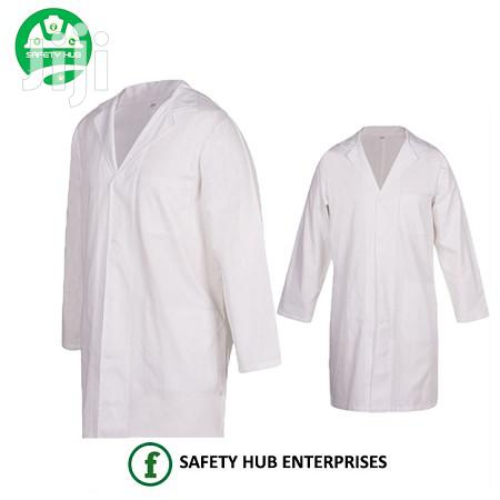 Lab Coats Or White Dust Coats