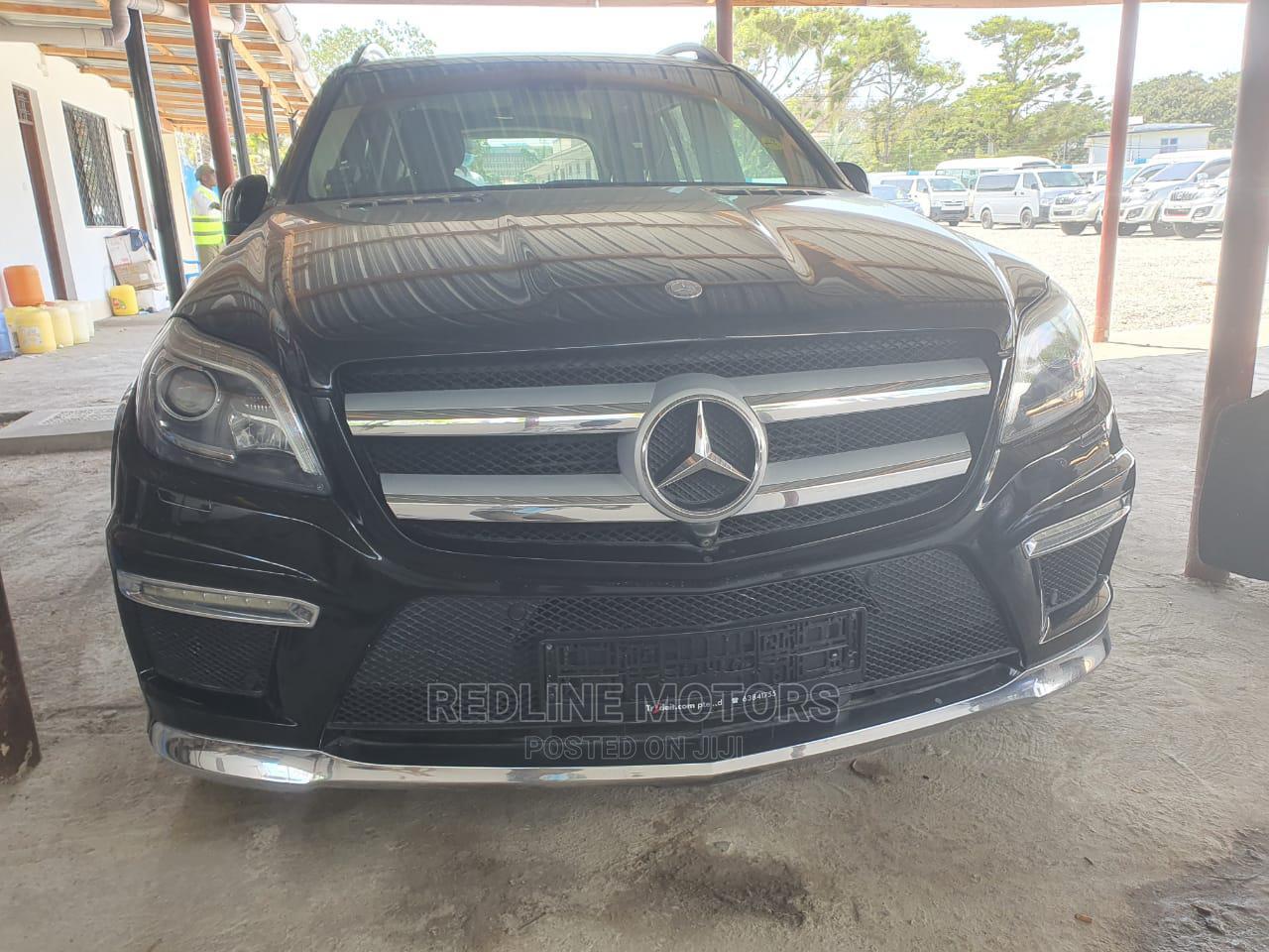 Archive: Mercedes-Benz GL Class 2014