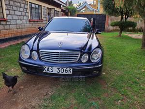 Mercedes-Benz E200 2004 Blue   Cars for sale in Nairobi, Upperhill
