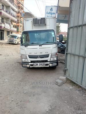 A Superb Fridged 2.5ton Mitsubishi Canter Yr 2012 | Trucks & Trailers for sale in Kiambu, Thika