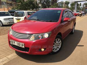 Toyota Allion 2007 Red   Cars for sale in Nairobi, Kilimani