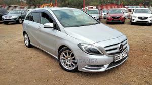 Mercedes-Benz B-Class 2014 Silver | Cars for sale in Kiambu, Ruaka