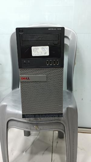 Dell OptiPlex 7060 4GB Intel Core I7 SSHD (Hybrid) 500GB   Laptops & Computers for sale in Nairobi, Nairobi Central