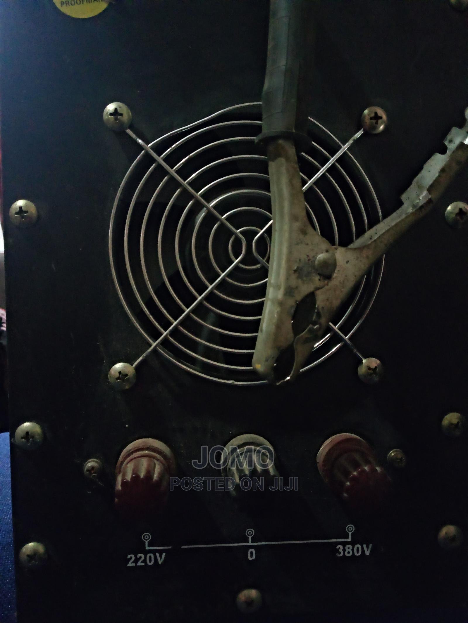 Archive: Welding Machine