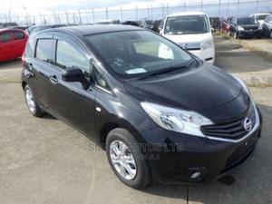 Nissan Note 2014 Black   Cars for sale in Nairobi